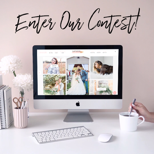 New Website Launch Contest!